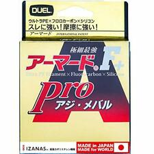 Duel Pe lines Armored F + Pro azide-rockfish 150m 0.3: Light Pink Japan Import