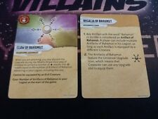 CLAW OF BAHAMUT/TIAMAT D&D ATTACK WING Tyranny of month 6 (DD13)