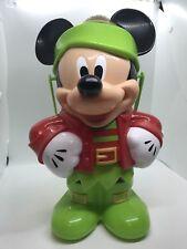 Mickey Mouse Elf Popcorn bucket Disneyland Christmas