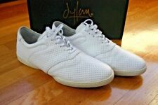 Huf Dylan Rieder Size 10.5 US White Perforated leather Rare Skate Shoes Sneakers