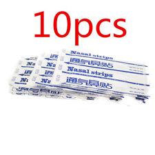 10x Anti Snore Nasal Strips to help Breathe Right Breathe Better Stop Snoring KP