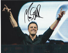 MARKUS SCHULZ SIGNED AUTOGRAPHED EDM DANCE TRANCE HOUSE MUSIC 8X10 PHOTO PROOF