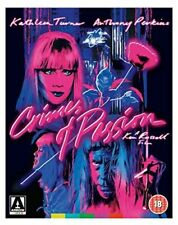 Ken Russell's Crimes of Passion Blu-ray DVD Region B