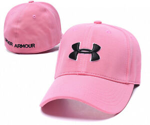 NEW Embroidered Under Armour Comfy Fit Golf Baseball Cap Unisex Sports Sun Hat