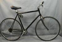 Felt Single Speed Bike Large 58cm Shimano Steel Touring Road Bike Steel Charity!