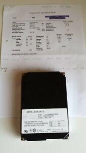 IDE-HDD, Festplatte aus PC 386, NEC 100 MB, für historische Computer