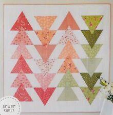 Summer Stroll Quilt - pieced quilt PATTERN - Down Grapevine Lane