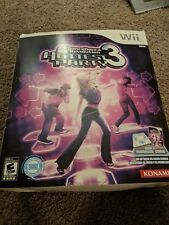 Dance Dance Revolution: Hottest Party 3 (Nintendo Wii, 2009) DANCE PAD ONLY NICE