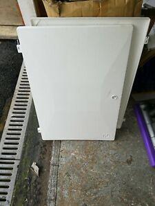 ELECTRIC METER BOX DOOR - (Height: 550mm x Width 385mm)