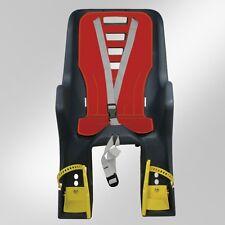 Seggiolino posteriore portabimbo Dieffe BIKEY per bici gancio portapacco bambini