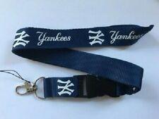 MLB Lanyard NEW UK Seller Keyring ID Holder Strap League Baseball USA