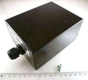 Almex Control Systems Ltd MFB0158 Power Supply Box 18-32Vdc EB63AG-8
