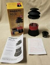 PRESTO MyJo Single Cup Coffee Maker 02835 Uses K-Cups NEW in Box