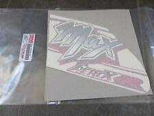 Yamaha Aufkleber Schriftzug links YQ50 Aerox MBK Nitro Graphic left Original NEU