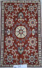 Hand-knotted Carpet 3x5 Peshawar Super Kazak Traditional Wool Oriental Area Rug