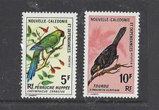 NEW CALEDONIA - 365 - 366 - MNH - 1967 - 1968  - BIRDS