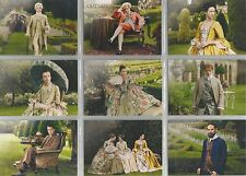 "Outlander Season 2 - ""Gardens of Versailles"" 9 Card Chase/Insert Set #V1-9"