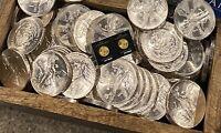 1985 Mexico Libertad 1 oz Silver 0.999 ( 1 COIN )