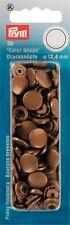 BOTTONI AUTOMATICI in Plastica Oro 30pz Prym Color Snaps 393111