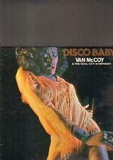 VAN McCOY - disco baby LP