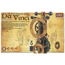 ACADEMY MODELS da Vinci Clock ACD18150