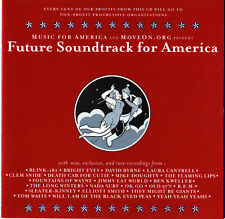 Various Artists, Future Soundtrack for America Audio CD