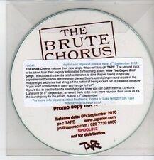 (CO464) The Brute Chorus, Heaven - 2010 DJ CD