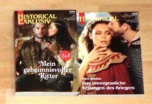 Liebesromane HISTORICAL Band 370 und HISTORICAL Exklusiv Band 90