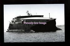fp0580 - Fast Ferry - Thundercat 2 ex Cat Link 1 - photograph at Igoumenitsa '01