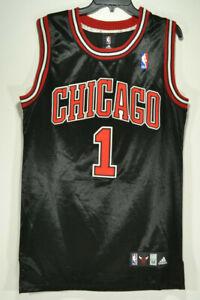 Derrick Rose Chicago Bulls Adidas Sewn/Stitched Jersey - Men's Size 52 Nice
