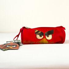 Tombolino Angry Birds Rosso,Astuccio scuola,Astuccio Tombolino Rosso 162461