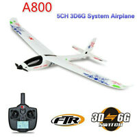 XK-A800 EPO Fixed 5Channel Glider Wingspan 2.4GHz 780mm Remote Control Airplane