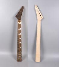 Maple Electric Guitar Neck 24 Fret 25.5 Inch Rosewood Fretboard Truss rod#TJ21