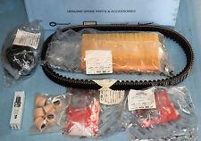 kit entretien filtre à air / bougie /courroie ... Piaggio X9 500 réf.497372