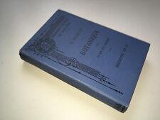 L. Mangin BOTANIQUE 1ère et 2me annéees 4ème éd° Hachette 1902 - DB95C