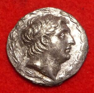 Silver Greek Tetradrachm