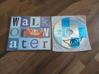 AEROSMITH Walk On Water OOP 1994 GERMANY CD single