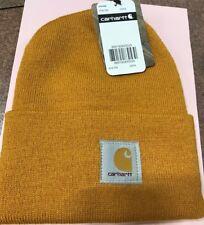 Carhartt berretto acrilico  A18703 Gold Acrylic Caps