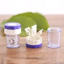 Contact Lens Cleaner Case Solution Manual Washer Holder Container USA STOCK
