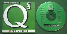 Q The Music 8 Morcheeba Rialto Mercury Rev Talvin Singh Death In Vegas + CD