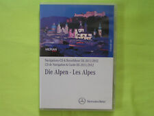 CD NAVIGATION ALPEN MERCEDES BENZ COMAND APS DX 2012 C CL CLK E G M S SL 12.0