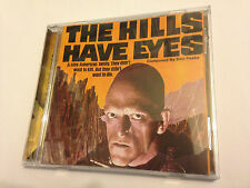 THE HILLS HAVE EYES (Don Peake) OOP 1978/2009 Score Soundtrack OST CD MINT