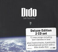DIDO / SAFE TRIP HOME - DELUXE EDITION * NEW 2CD DIGIPACK 2008 * NEU *