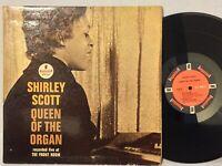 Shirley Scott Queen Of The Organ EX IMPULSE MONO VAN GELDER Stanley Turrentine
