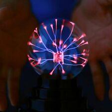 USB-magische Kristallkugel-Schreibtisch-Licht-Blitz-Lampen-Kugel-Kugel ~