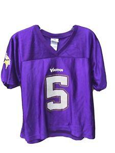 Mcnabb  NFL jersey L Vikings Team Apparel - Womans