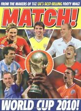 Match World Cup: From the Makers of the UK's Biggest & Best Football Magazine,M