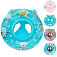 Baby Inflatable Swimming Ring Pool Water Infants Swim Float Toy Trainer Supplies