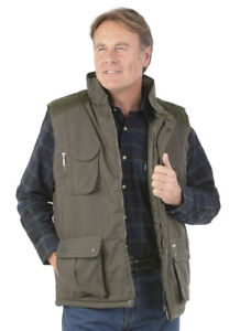 Jolliman's Champion Exmoor body Warmer Combines Both Country Look and Style
