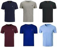 Ralph Lauren T-Shirt Herren Basic Shirt Custom Fit S-XL SALE!